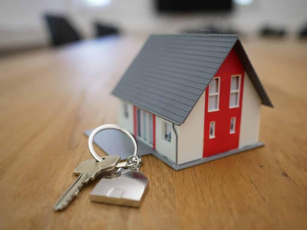 le taux des crédits immobilier en hausse