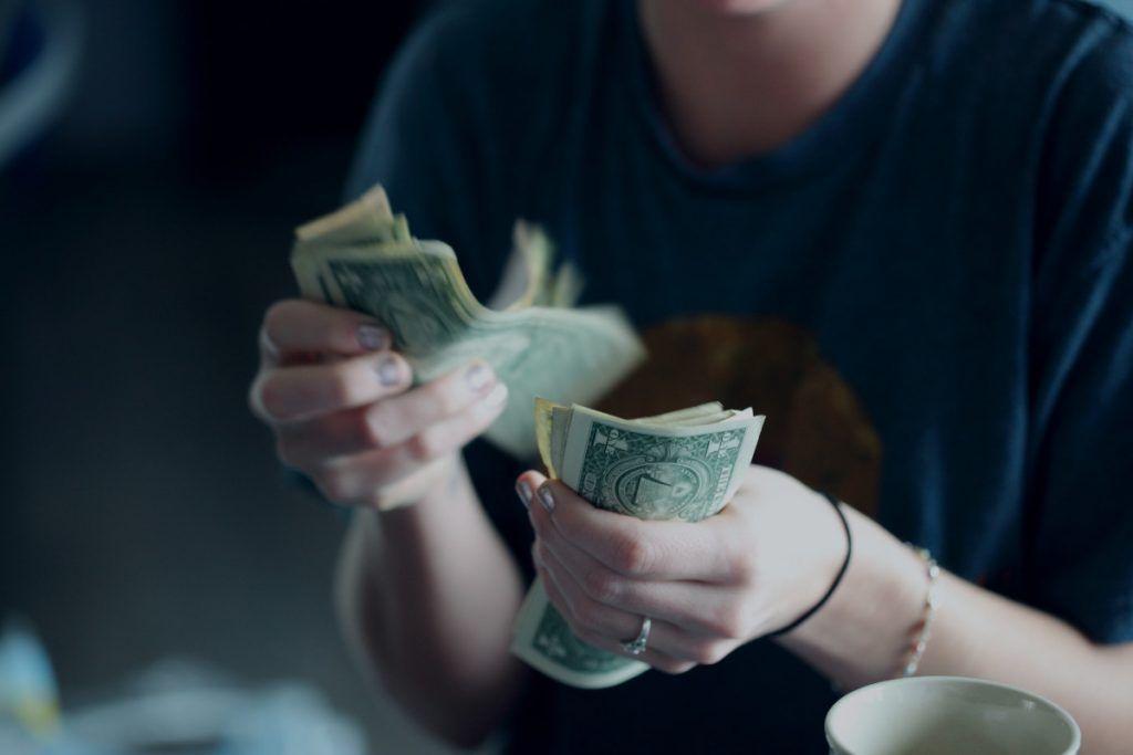 effet des services financiers 100 % en ligne