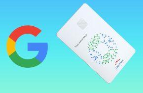Carte google pay
