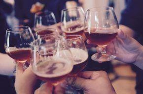 consommation de vin et d'alcool COVID 19