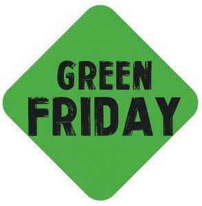 Logo Green Friday