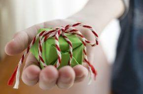 Revente de cadeaux de Noël