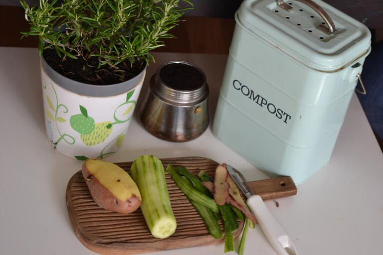 le compost : une bonne pratique pour éviter le gaspillage alimentaire